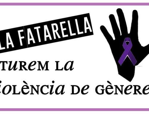 La Fatarella ha rebut una subvenció d'import 865,40 Euros dels fons del Pacte d'Estat contra la violència de gènere