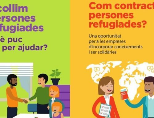 Acollim i contractem persones refugiades: Què puc fer per ajudar?