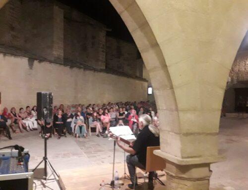 """""""Entre veus. Cinquanta anys de cançons en euskera i català"""""""