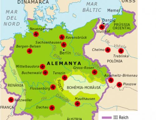 Signatures a favor del reconeixement dels morts als Camps d'Extermini Nazi