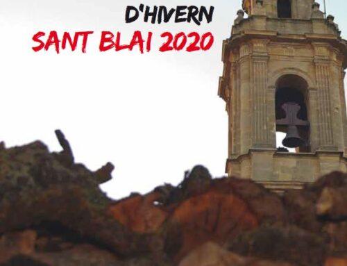 Programa de les Festes Majors d'Hivern – Sant Blai 2020