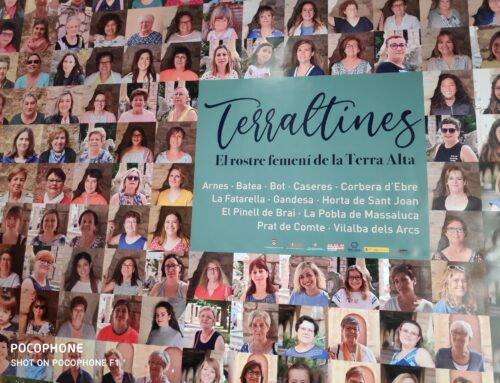 """S'inaugura a Prat de Comte l'exposició """"Terraltines. El rostre femení de la Terra Alta"""""""