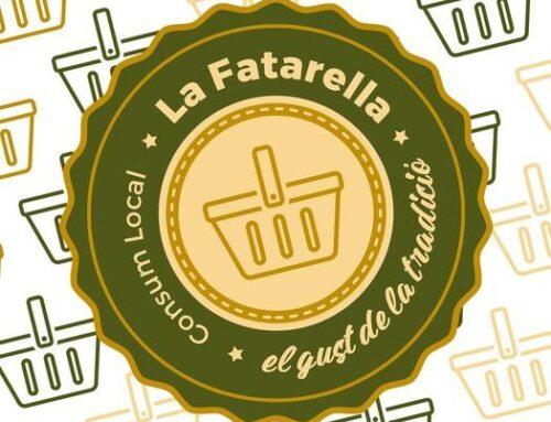 Imatge de la campanya de promoció dels productes de proximitat de la Fatarella