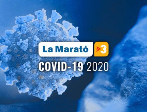 La Fatarella ha recaptat 386,39 Euros per a la Marató de TV3 2020, dedicada a la COVID-19