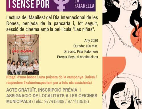 """Celebració dels actes de la campanya """"Lliures i sense por"""""""