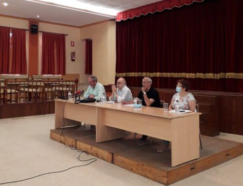 Acte d'homenatge a Josep Termes i Ardévol